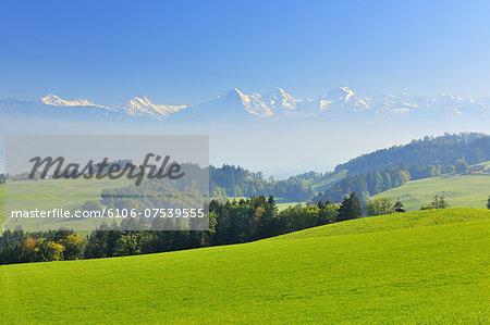 Countryside Prealps