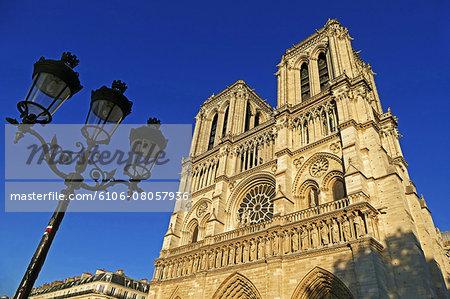 Cathedral Notre Dame de Paris, Paris, France