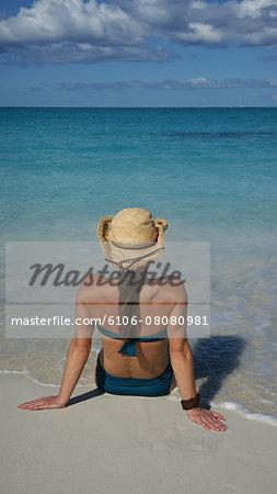Turks Beach Girl