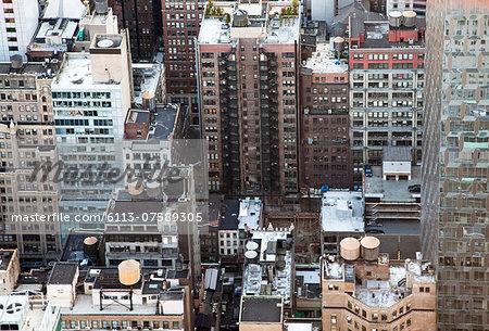 View of New York City, New York, United States