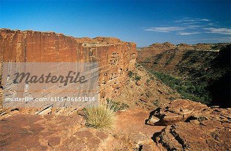 Kings canyon in australia