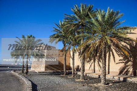 Khasab fort, Khasab, Musandam, Oman, Middle East