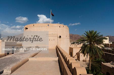 Nizwa Fort, Oman, Middle East