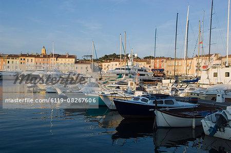 Waterfront, St Tropez, France