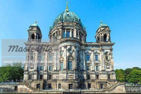 Berlin Cathedral, Berlin, Brandenburg, Germany, Europe