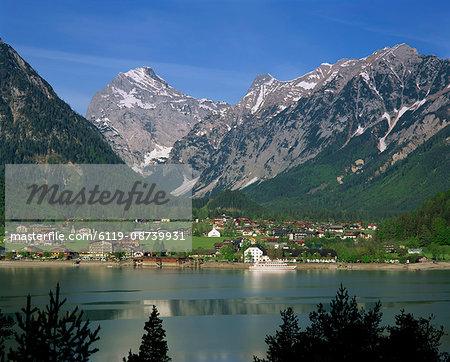 Pertisau, Lake Achensee, Tirol, Austria, Europe