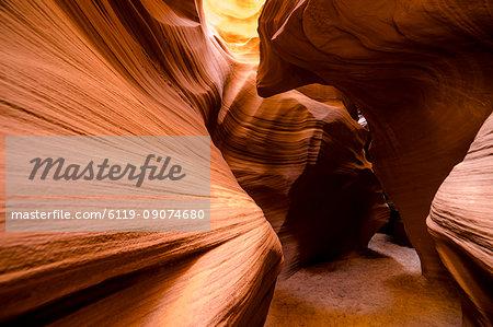 Secret Canyon, Page, Arizona, United States of America, North America