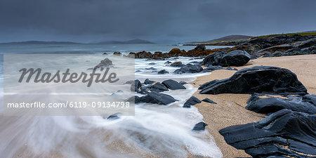 Isle of Harris Beach, Outer Hebrides, Scotland, United Kingdom, Europe