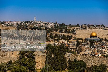 City, Jerusalem, Israel, Middle East