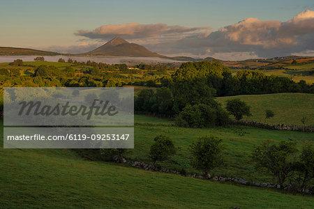Crough Patrick, County Mayo, Connacht, Republic of Ireland, Europe