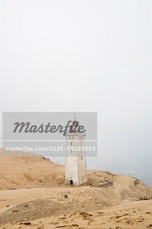 Rubjerg Knude fyr lighthouse
