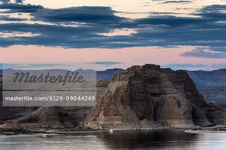lake Powell near page, Page, Arizona, USA