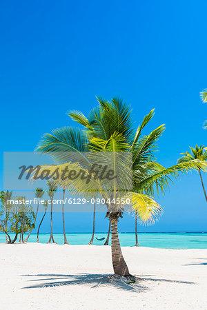 Juanillo Beach (playa Juanillo), Punta Cana, Dominican Republic.