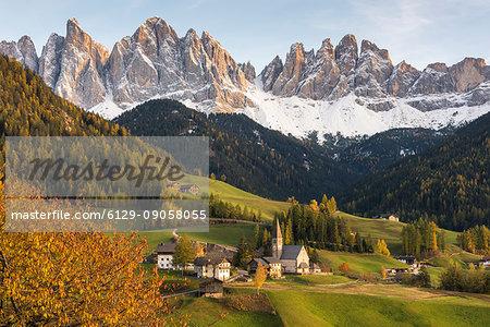 Santa Maddalena (Val di Funes)-Trentino Alto Adige,Italy