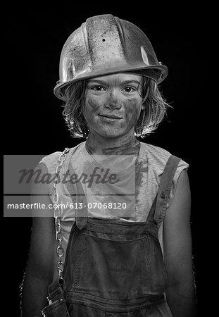 Young Coalminer
