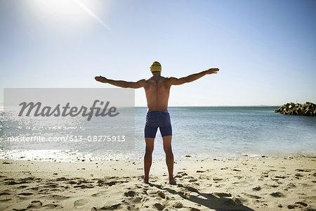 The Beach is where I feel most free