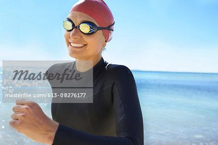 Training for the triathlon