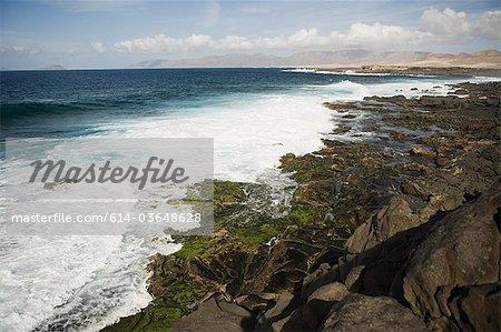 La Caleta, Playa de Famara, Lanzarote