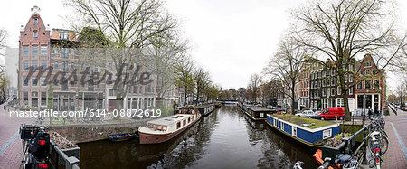 Herengracht Canal, Amsterdam, Netherlands