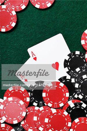 Pocket Aces - Texas Hold'em Poker