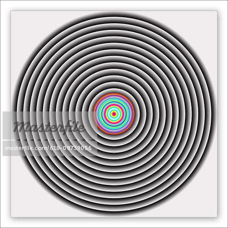 Circles Creative Abstract Design