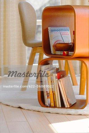 Modern Shelves Detail