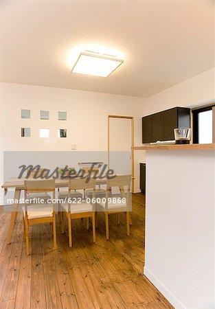 Decorative Dining Room