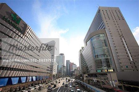 Osaka Station City in Osaka