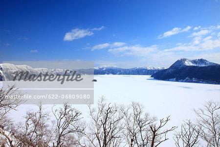 Mount Kamui and Lake Mashu, Hokkaido
