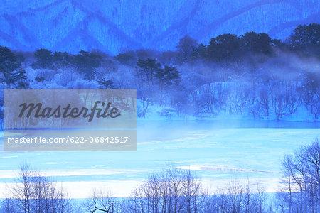 Lake Onogawa, Fukushima prefecture