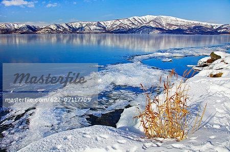 Kussharo lake, Hokkaido