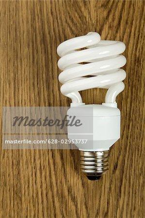 Energy efficient light bulb, Germany