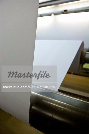 Fabric coating plant, coating machine