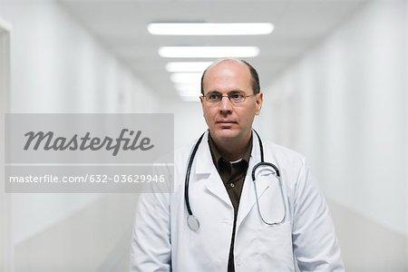 Doctor, portrait