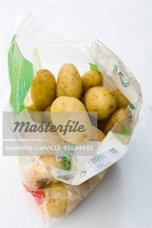 Bag of potatoes