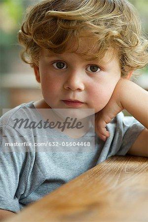 Little boy, portrait