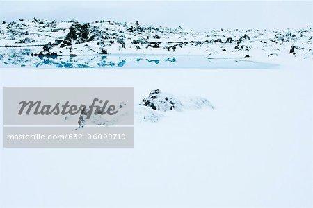 Iceland, Reykjanes Peninsula, Blue Lagoon geothermal spa