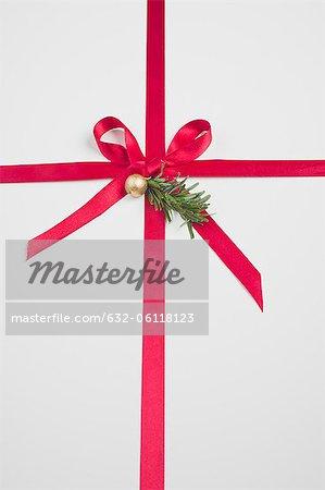 Christmas gift, full frame