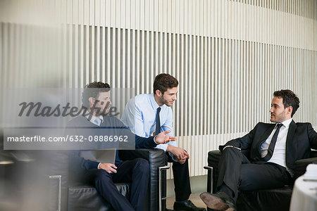 Business associates bonding