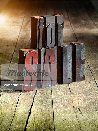 Wooden blocks spelling for sale