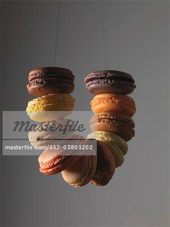 Garland of macaroons