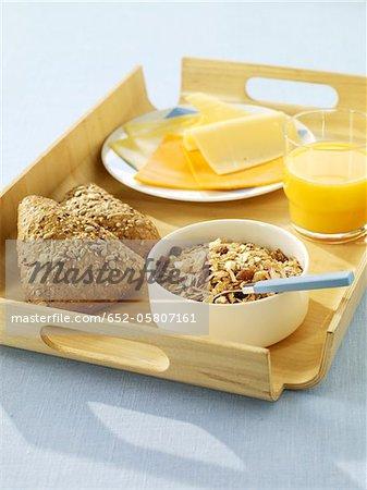 Sweedish breakfast