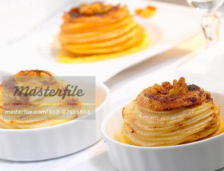 Apple tartlets