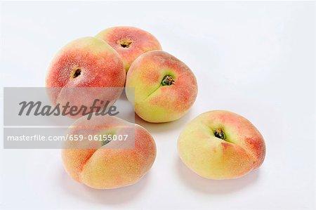 Five vineyard peaches