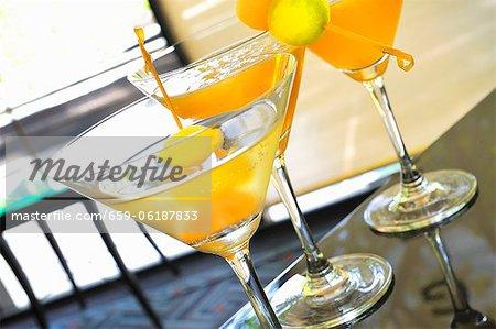 Melon Safari cocktail