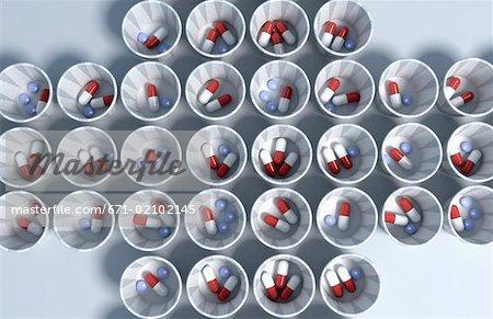 'Pill cross'