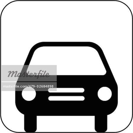 Car Symbol Computer Artwork Stock Photo Masterfile Premium