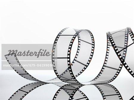 Photographic film.