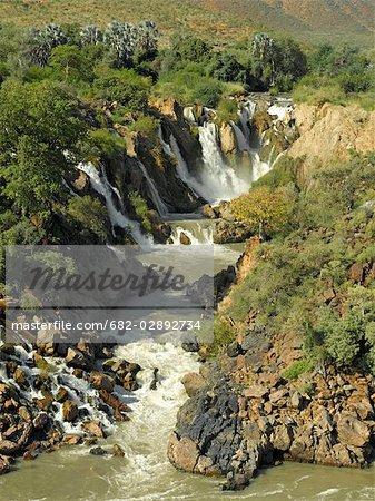 Epupa Falls Scenic