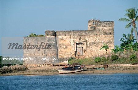 Gerezani Fort